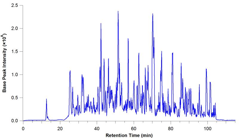 Base_peak_chromatogram